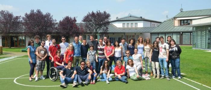 I volontari Rotaractiani